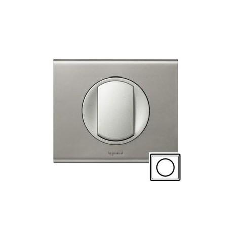 Рамка 1-ная, цвет никель-велюр, Celiane 69111