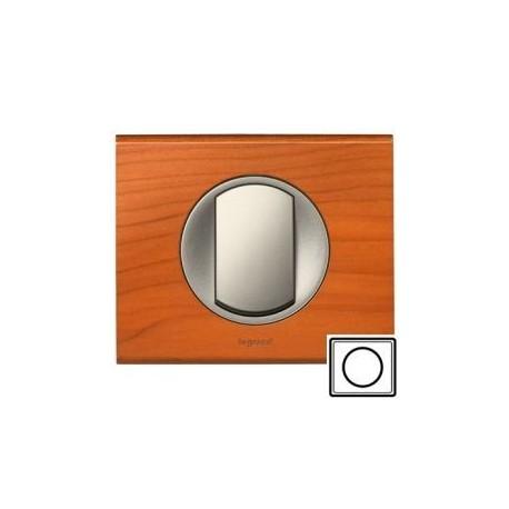 Рамка 1-ная, цвет кедр, Celiane 69171