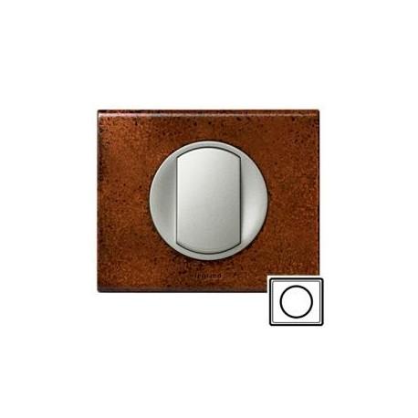 Рамка 1-ная, цвет патина-феррум, Celiane 69261