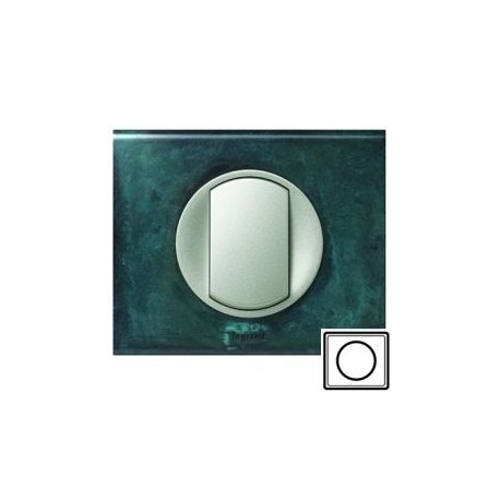 Рамка 1-ная, цвет патина-медь, Celiane 69271