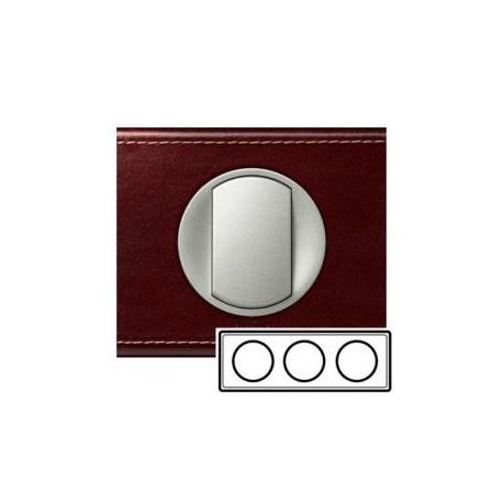Рамка 3-ная, цвет кожа классик, Celiane 69293