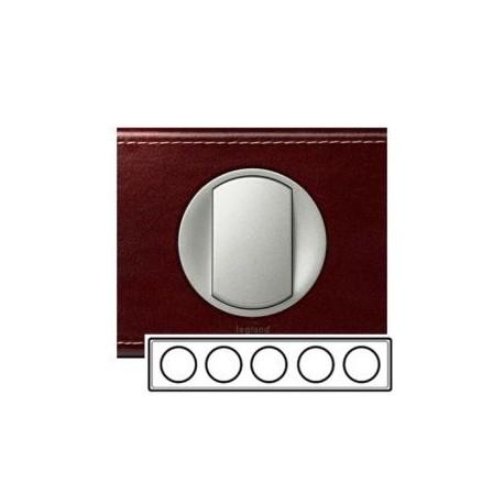 Рамка 5-ная, цвет кожа классик, Celiane 69300