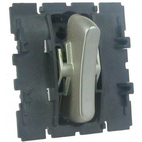 Механизм переключателя 1-кл. бесшумного, 6А Celiane 67013