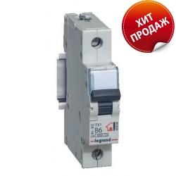Автоматический выключатель Legrand TX3 16A 1 полюс 6кА