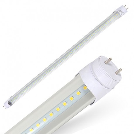 Светодиодная LED лампа 2835 Т8 10W 220В 1000lm 60cm 45 SMD G13 4100K