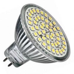 Светодиодная LED лампа 3528 MR16 4W 12В 18 SMD G5.3 4100К