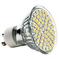 Светодиодная LED лампа 3528 MRG 4W 220В 18 SMD GU10 4100К