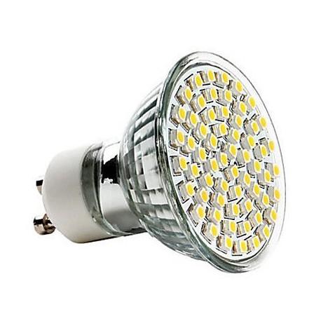 Світлодіодна LED лампа 3528 MRG 4W 220В 18 SMD GU10 4100К