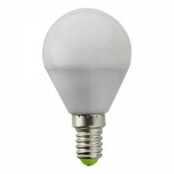 Светодиодная LED лампа A60 6W 220В E14 3000К