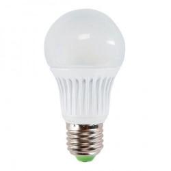 Светодиодная LED лампа A60 6W 220В E27 4100К