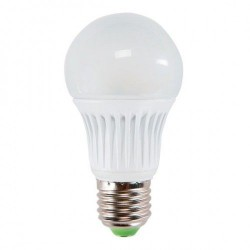 Светодиодная LED лампа A60 8W 220В E27 3000К