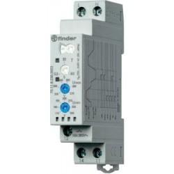 Реле контроля напряжения 10A, 220-240В AC, 701182302022 Finder
