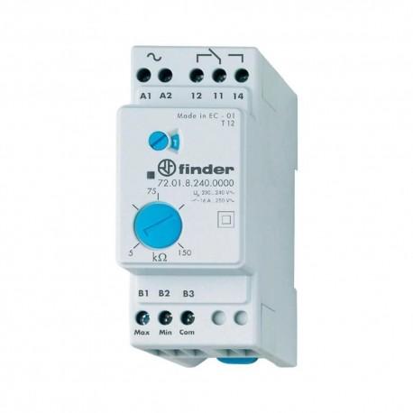 Реле контролю рівня 16A, 230-240В AC, 720182400000 Finder