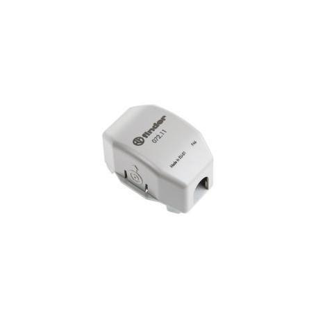 Електрод на підлогу (датчик протікання і конденсату), 7211 Finder