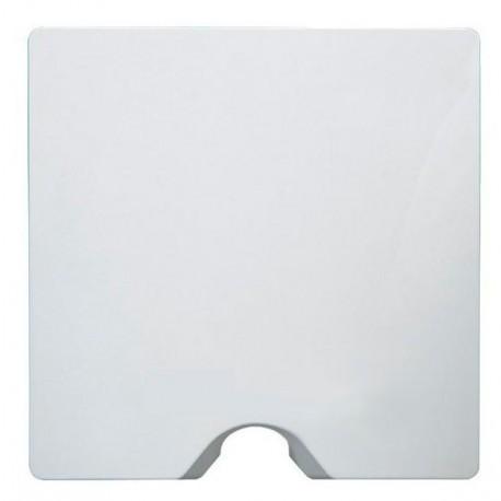 Заглушка-вывод кабеля, ІР44, цвет белый, Legrand Etika 672290