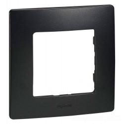 Рамка 1-я, цвет антрацит, Legrand Etika 672581