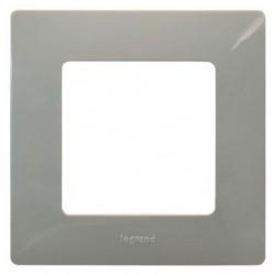 Рамка 1-я, цвет светлая галька, Legrand Etika