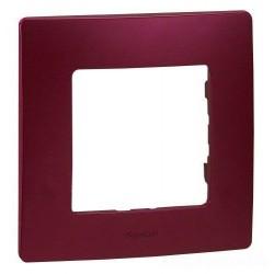 Рамка 1-я, цвет сливовый, Legrand Etika