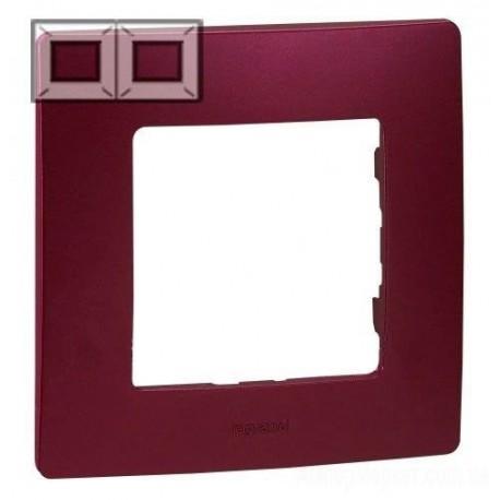 Рамка 2-я, цвет сливовый, Legrand Etika 672562
