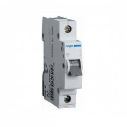 Автоматический выключатель 20 А, 1 полюс, тип С, 6 kA, MC120A Hager
