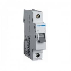 Автоматический выключатель 25 А, 1 полюс, тип С, 6 kA, MC132A Hager
