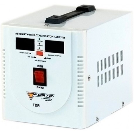 Стабілізатор напруги FORTE TDR-10000VA