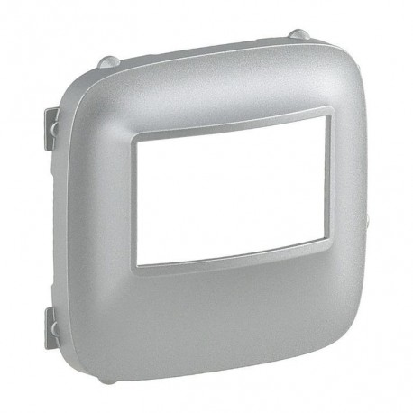 Лицевая панель датчика движения, цвет алюминий, Valena Allure, Legrand 752379
