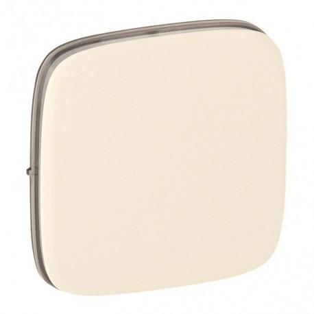 Лицевая панель заглушки, цвет слоновая кость, Valena Allure, Legrand 755186