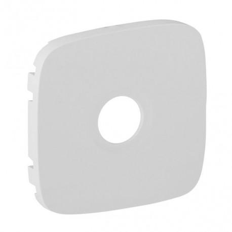 Лицевая панель розетки TV, цвет белый, Valena Allure, Legrand 754765