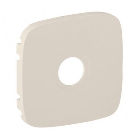 Лицьова панель розетки TV, колір перламутр, Valena Allure