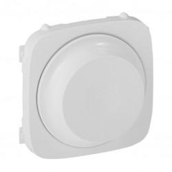 Лицевая панель светорегулятора поворотного, цвет белый, Valena Allure, Legrand 752045