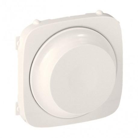 Лицевая панель светорегулятора поворотного, цвет перламутр, Valena Allure, Legrand 752049