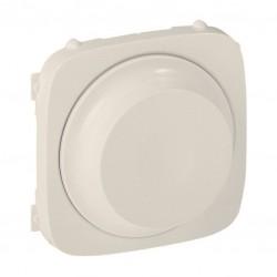 Лицевая панель светорегулятора поворотного, цвет слоновая кость, Valena Allure, Legrand 752046