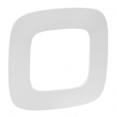 Рамка 1-а колір білий, Valena Allure