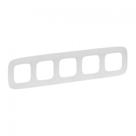 Рамка 5-а колір білий, Valena Allure