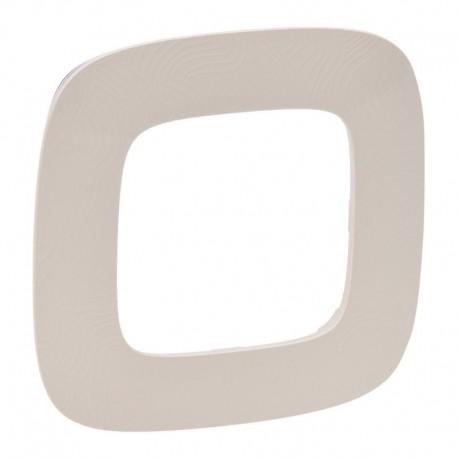 Рамка 1-я цвет тиснение бежевое, Valena Allure 754381