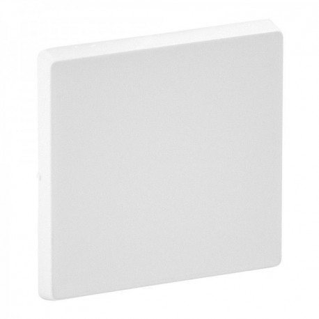 Лицьова панель вимикача 1-клавішного, колір білий, Valena Life