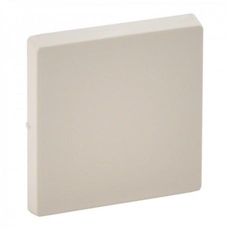 Лицевая панель выключателя 1-клавишного, цвет слоновая кость, Valena Life