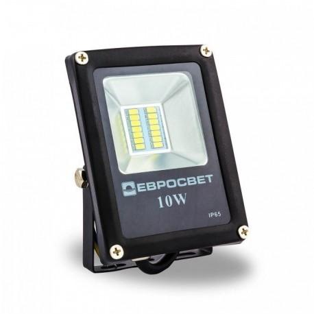 Прожектор EVRO LIGHT ES-10-01 10W 6400K 550Lm