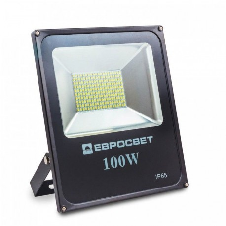 Прожектор EVRO LIGHT ES-100-01 100W 6400K 5500Lm