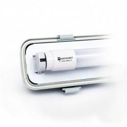 Светильник EVRO-LED-SH-10 с LED лампами 6400К (1х600мм)