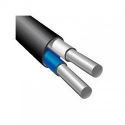 Провод алюминиевый АВВГ 2х6 (ТУ)