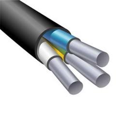 Провод алюминиевый АВВГ 3х2,5 (ТУ)