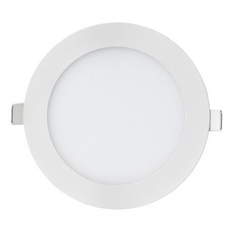 Светильник LED-R-150-9 9Вт 6400K круг, встроенный