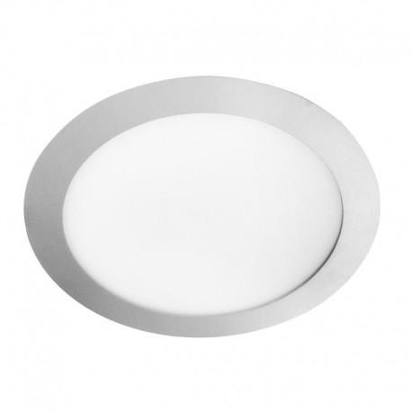 Светильник LED-R-225-18 18Вт 6400K круг, встроенный