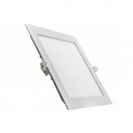 Светильник LED-S-300-24 24Вт 6400К квадрат, встроенный