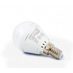 Лампа светодиодная Евросвет шар Р-5-3000-14 5Вт