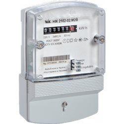 Счетчик электроэнергии однофазный НІК 2102-02 М1В электромеханический