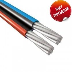 Алюминиевый провод самонесущий СИП-4 2х16