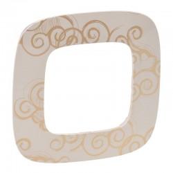 Рамка 1-я цвет нарцисс золото, Valena Allure 754351